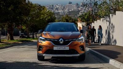 Renault CAPTUR face-avant