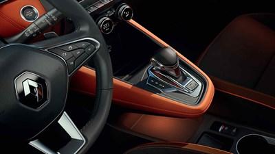 Renault  CAPTUR - levier de vitesse